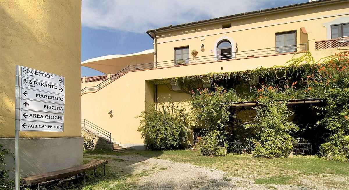Case nel campo Agriturismo La Petrosa (4)