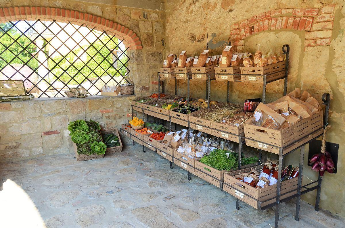 Case nel campo Agriturismo La Petrosa (5)