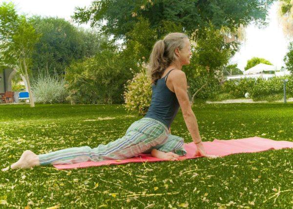 Yoga mit Grace Baggot (4)