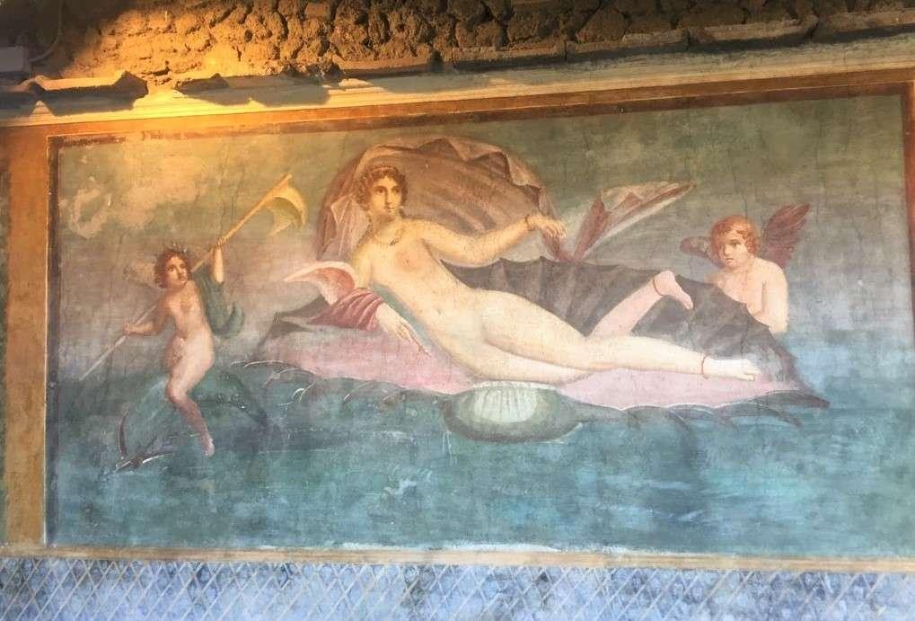 Freske Pompei